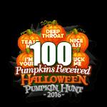 Halloween 2016 Pumpkins 100