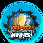 Halloween 2018 Contest Winner