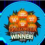 Halloween 2019 Pumpkin Hunt
