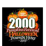 Halloween 2019 Pumpkins 2000