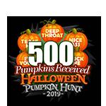 Halloween 2019 Pumpkins 500