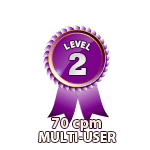 Multi-User 70cpm - Level 2