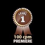 Premiere 100cpm - Level 1
