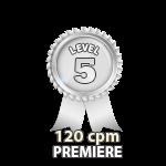 Premiere 120cpm - Level 5