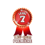 Premiere 120cpm - Level 7