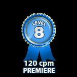 Premiere 120cpm - Level 8