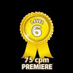 Premiere 75cpm - Level 6