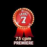 Premiere 75cpm - Level 7