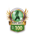 FOTY 2011 top 100 Girls