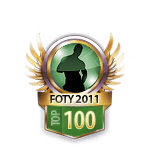 FOTY 2011 top 100 Guys