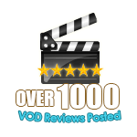 1,000 VOD Reviews Posted
