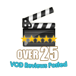 25 VOD Reviews Posted