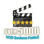 5,000 VOD Reviews Posted