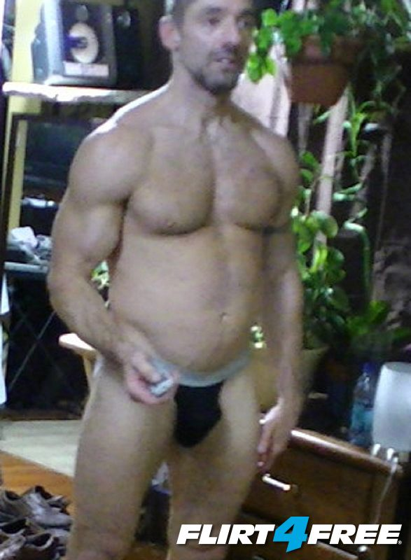 front with jock