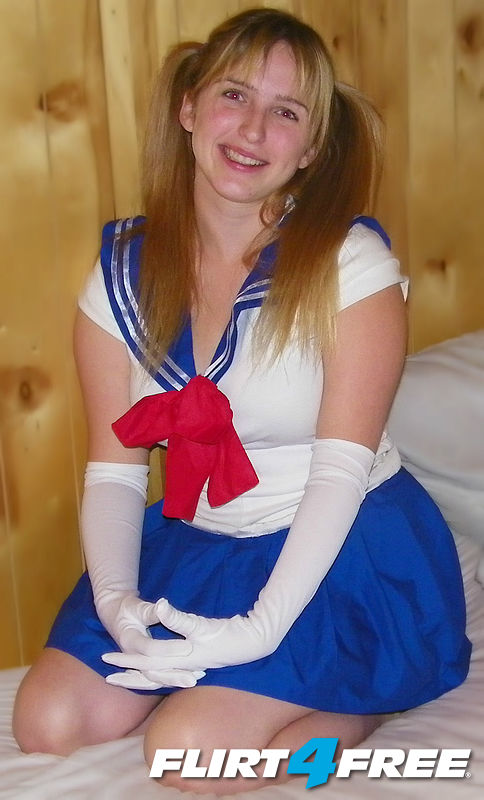 Sailor moon outfit