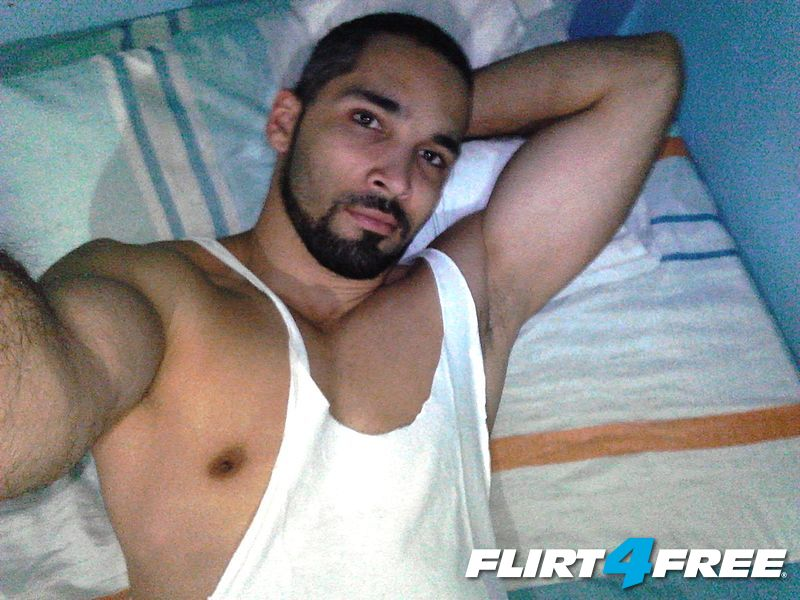 in bed waiting for my future love