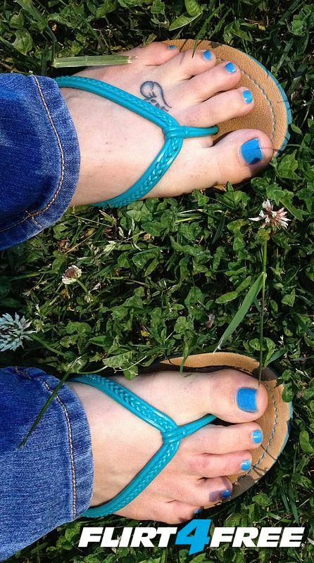 My Pretty Feet!