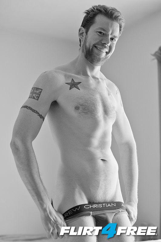 b&w in my undies