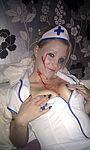 Dead nurse!