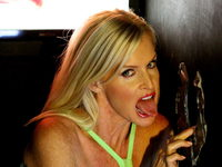 Kelly Collins Gloryhole