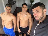 Juan & Erick & Angelo