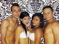 Marce P & Naty Red & Jiacob & Kiyle