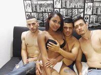 Anne Merry & Yoel B & Marcelo P & Gavbo M