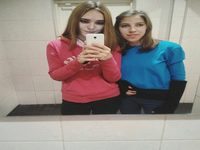 Adrianna & Cally