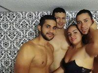 Yesyca & Fray Dave & Dannyel Hot & Geremy P