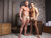 Anatoly Ivanov & Alessio Caballero
