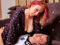 Adrianna Lust & Mikal Angelo