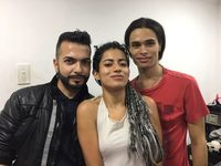 Selena Doly & Drey Smith & Nikol Thoson