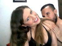 Sweety Blonde & Gabriel Holmes