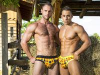 Alessio Caballero & Denton Baxter