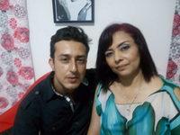 Jodian & Claudia Valentine