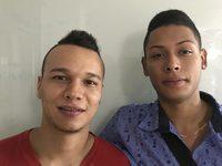 Josh & Yaret