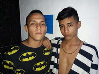 Marc & Cody