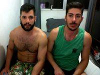 Fred Garcia & Matt Garcia
