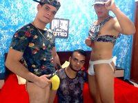 Ryann & Bryam & Dwayne