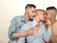 Bryam & Dwayne & Enzo