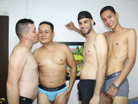 Jiacob & Damyan West & Neo Whithe & Marcelo