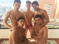 Salvador & Facundo & Cali & Kabir & Toby