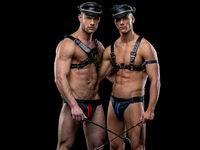 Denton Baxter & Justin Lewis