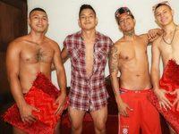 Matias & Dante & Deann & Rony