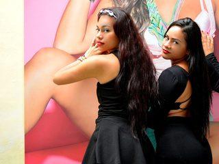 Adriana Lam & Camyl Li