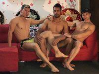 Fenix & Mattias & Aaron
