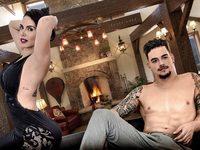 Hope Doll & Dante Dimitri