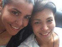 Abby Santana & Gaby Wild