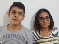 Angelina Benet & Leandro Lopez