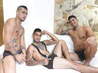 Jaco & Thomas & Matias